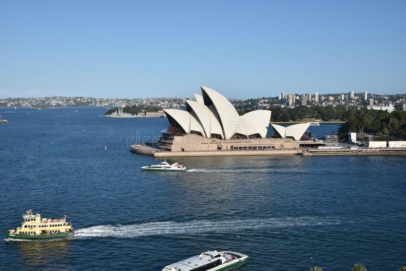 Sydney Opera House, AUSTRALIE photos libres de droits
