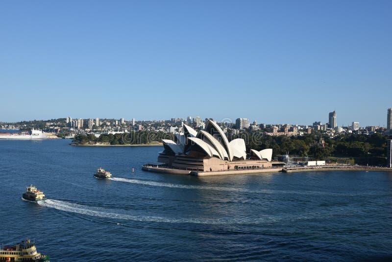 Sydney Opera House, AUSTRALIE photographie stock libre de droits