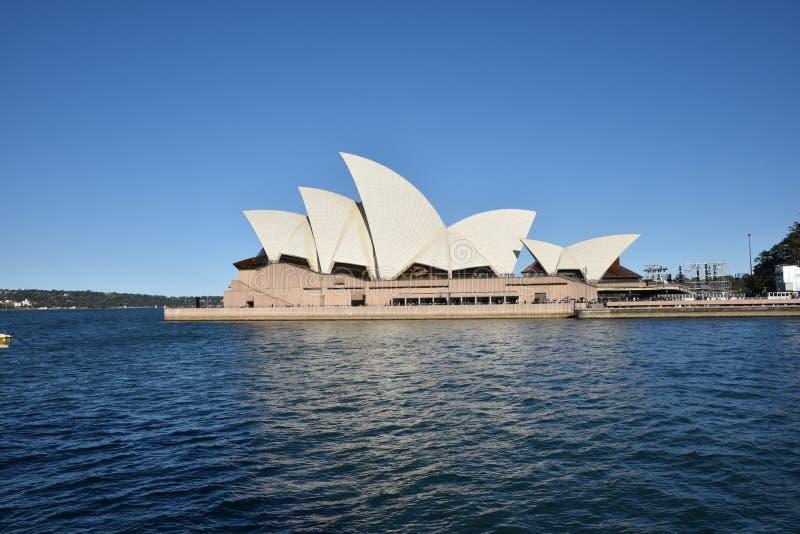 Sydney Opera House, AUSTRALIE photos stock