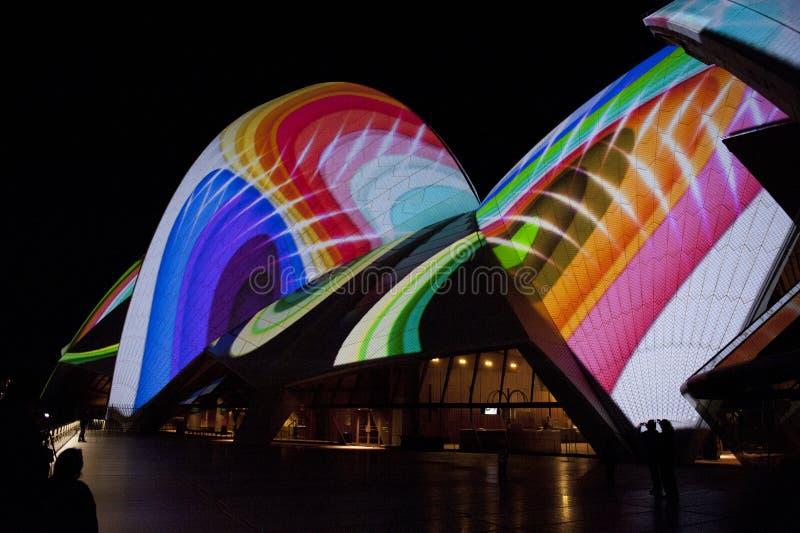 Sydney Opera House _8468 stock fotografie