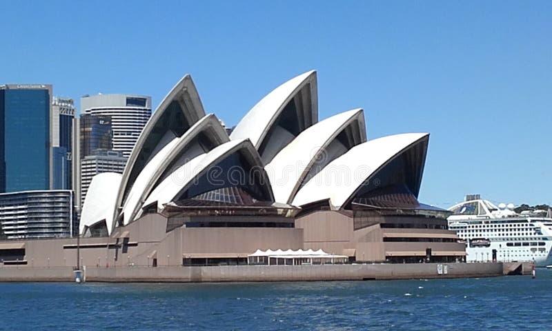 Sydney Opera House Sydney, NSW, Australien royaltyfri fotografi