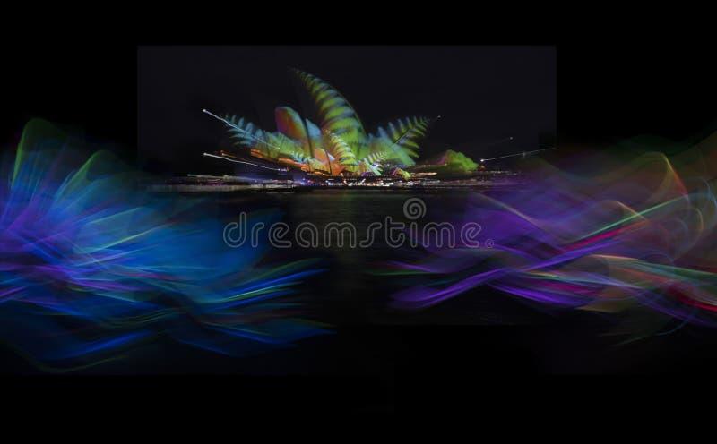 Sydney Opera House _4291s_jpg stock foto's