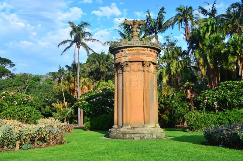 Sydney Royal Botanical Garden imagenes de archivo