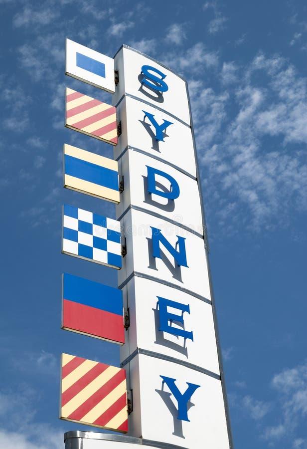 Sydney royalty free stock photos