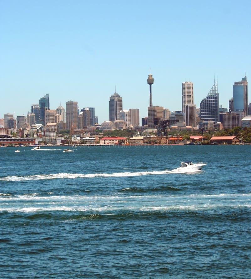 Download Sydney Skyline, Australia stock photo. Image of city, travel - 3928460