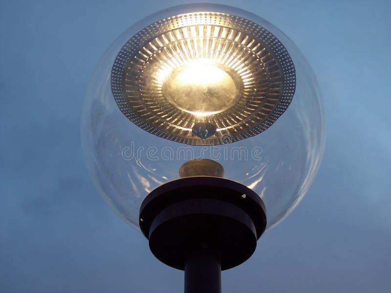 Sydney Street Light foto de archivo libre de regalías