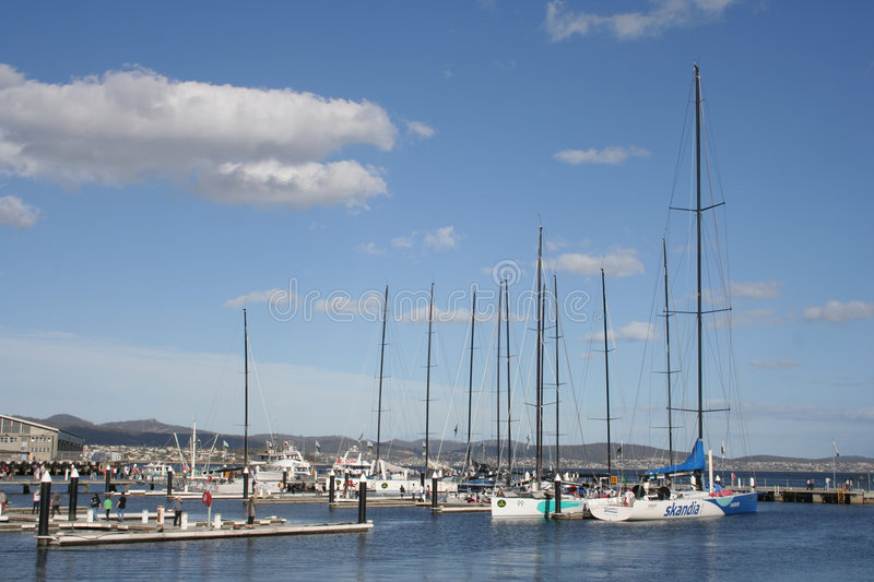 Download Sydney To Hobart Yacht Race 2008 Editorial Photography - Image: 7628117