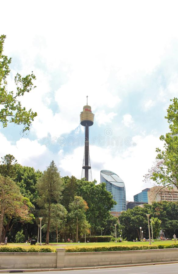 Sydney Tower images stock