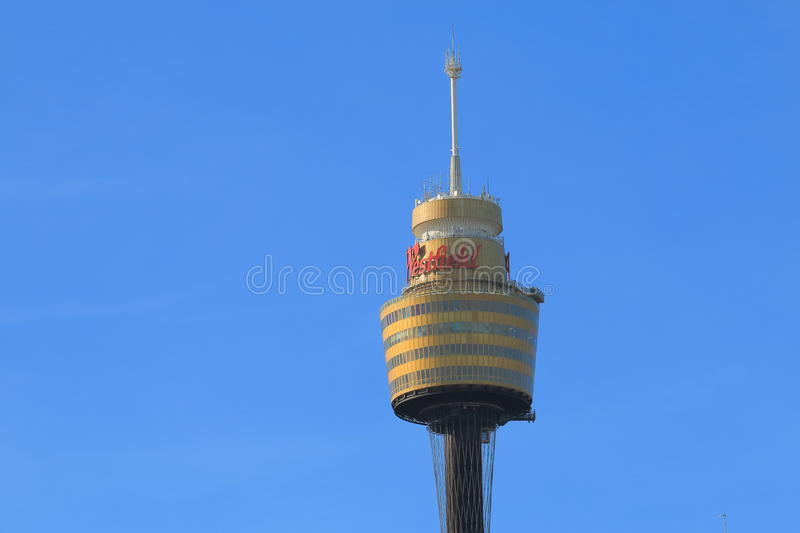 Sydney Tower Eye Sydney Australia stock photos