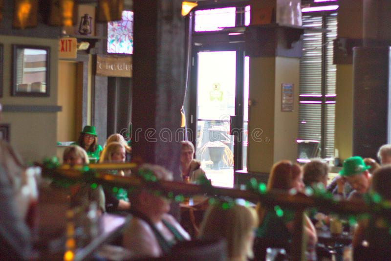 Sydney Triangle Pub anziano 2332 immagini stock