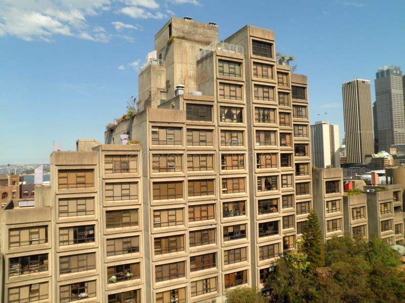 Sydney Unusual Building fotografía de archivo libre de regalías
