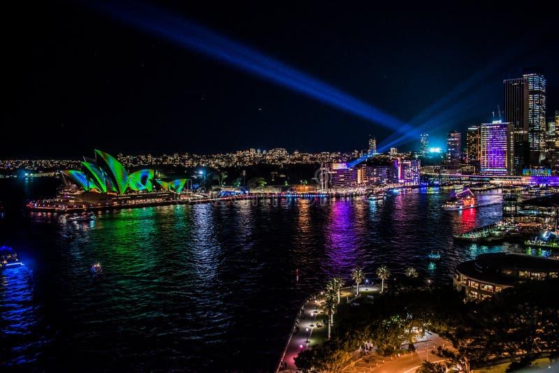 Sydney viva fotos de archivo libres de regalías