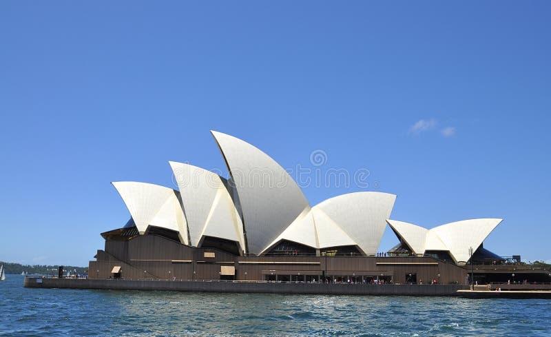 SydneyOpera стоковая фотография rf