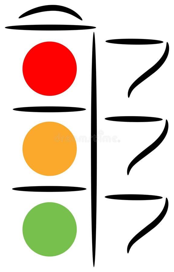 sygnał ilustracja wektor