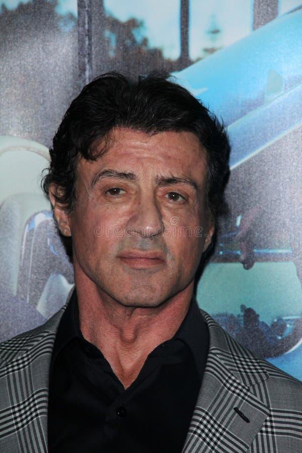 Download Sylvester Stallone redaktionelles bild. Bild von hollywood - 26357275