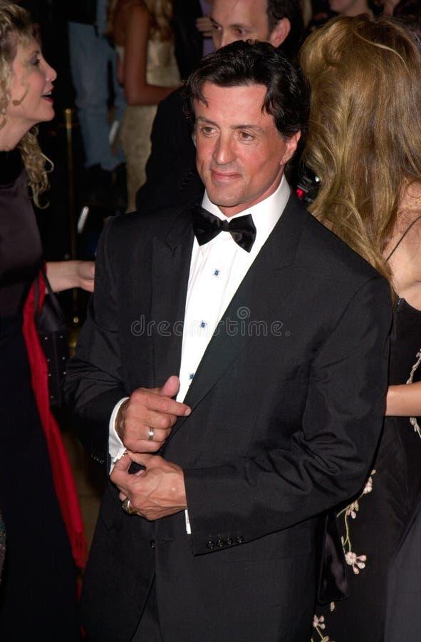 Sylvester Stallone imágenes de archivo libres de regalías