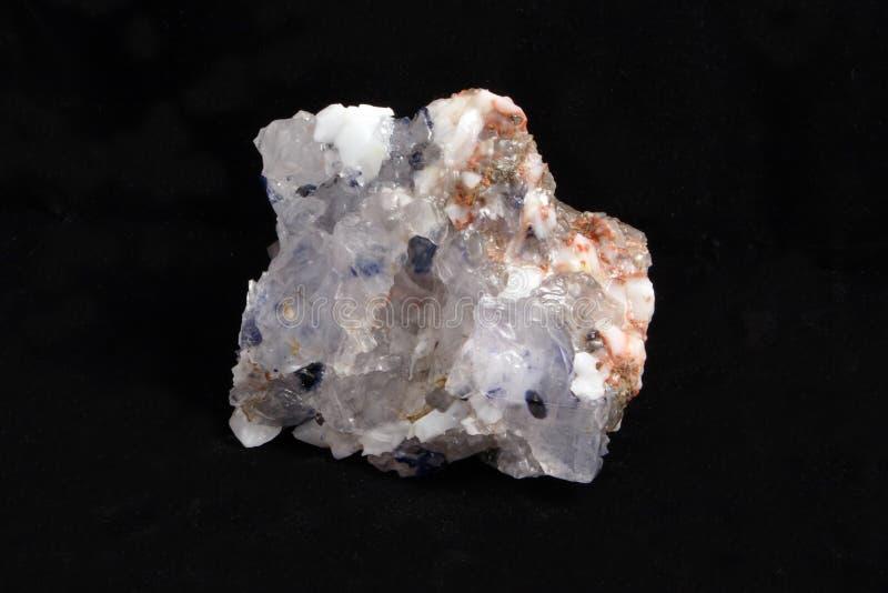 Sylvite de la sal imágenes de archivo libres de regalías