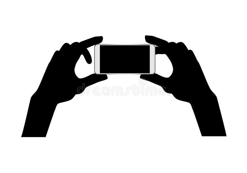 Sylwetka Bierze fotografia kształt ilustracji