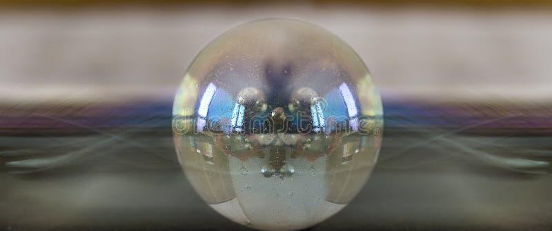 Symétrie de marbre image stock