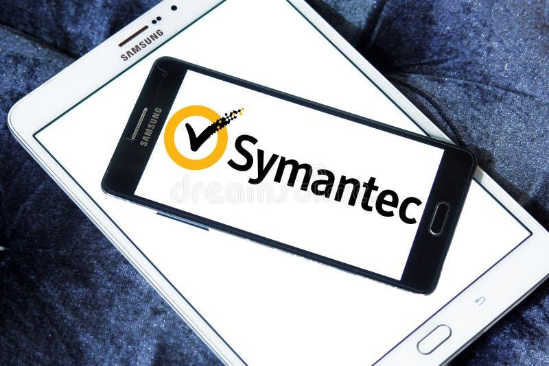 Symantec company logo editorial image  Image of apps - 105549325