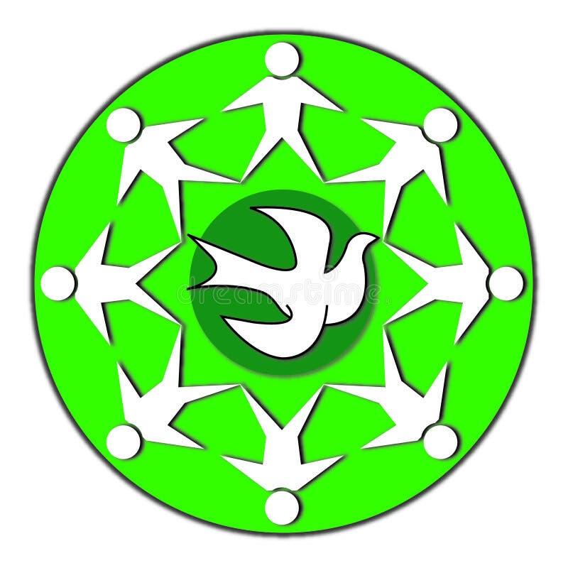 symbol royalty ilustracja
