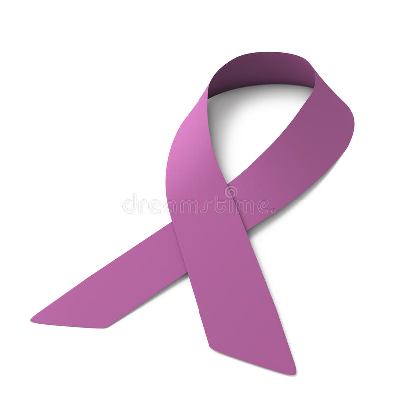 Download Symbol For Breast Cancer Prevention Stock Illustration - Illustration of isolated, health: 26514506