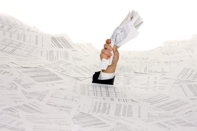 Symbol bureaucracy stock photo