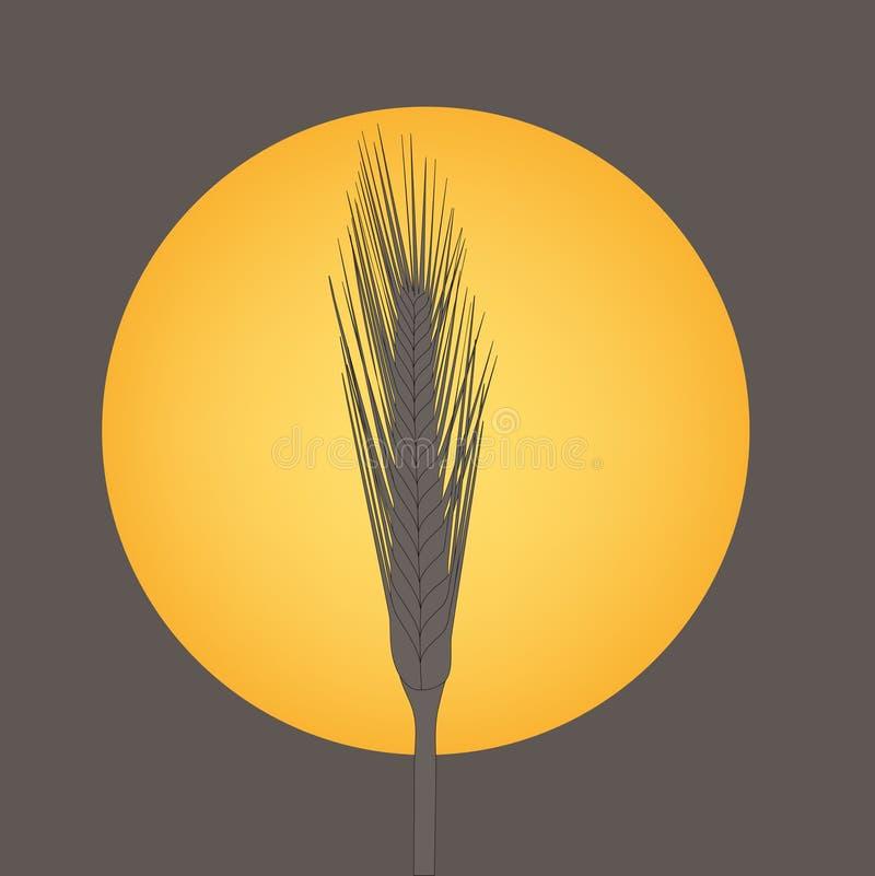 symbol czas zbiorów ilustracja wektor