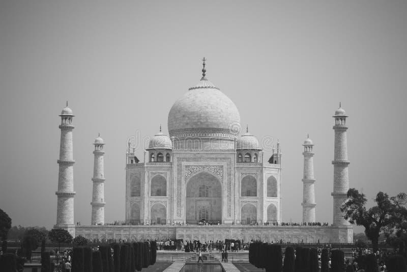 Symbol der Liebe das große Taj lizenzfreie stockfotografie