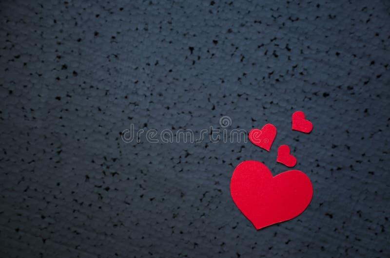 Symbol Der Liebe Und Des Valentinsgrußtageshintergrundes - Helle ...