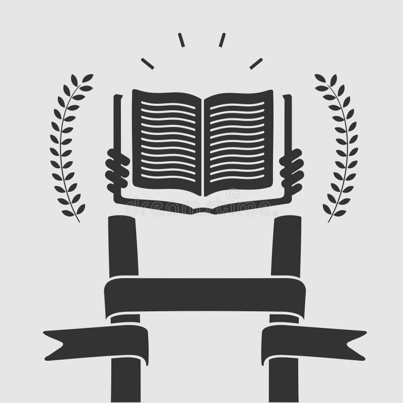 Symbol Of Education Stock Vector Illustration Of Ribbon 41391189