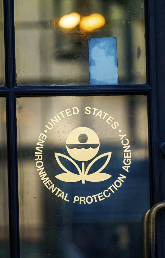 Free Symbol Environmental Protectioin Agency EPA Washington DC Stock Image - 150343081