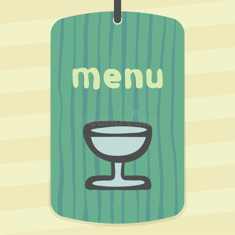 Symbol för bägare för exponeringsglas för vektoröversiktsvin Modern infographic logo och pictogram vektor illustrationer