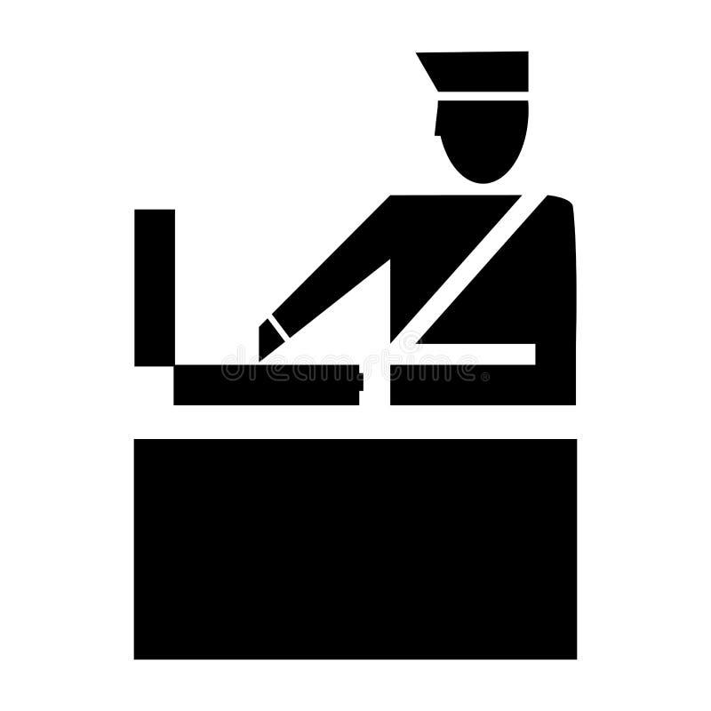 Symbol för egen rensning royaltyfri illustrationer