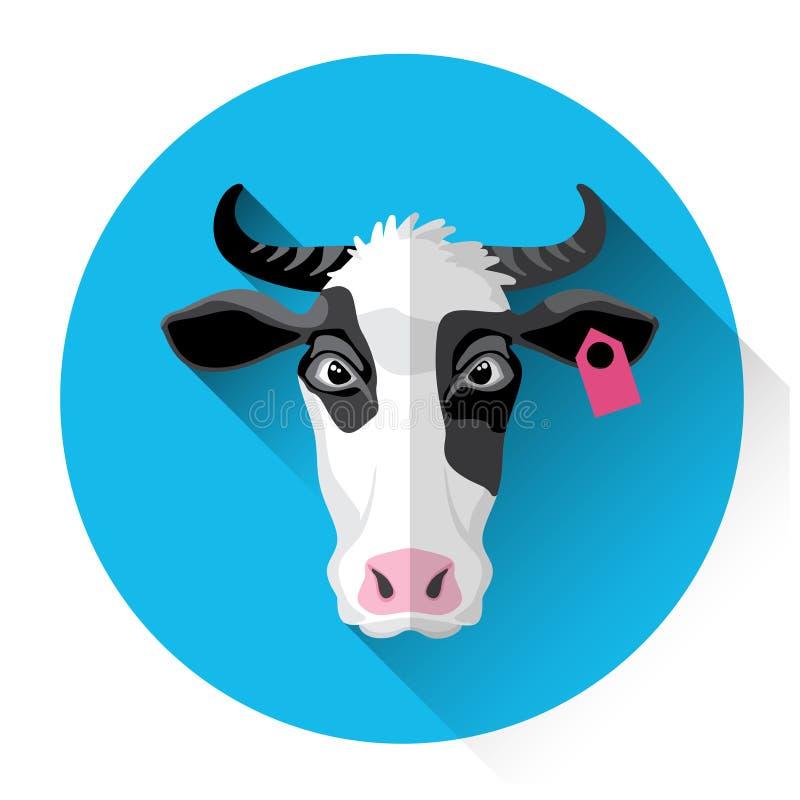 Symbol för kolantgårddjur vektor illustrationer