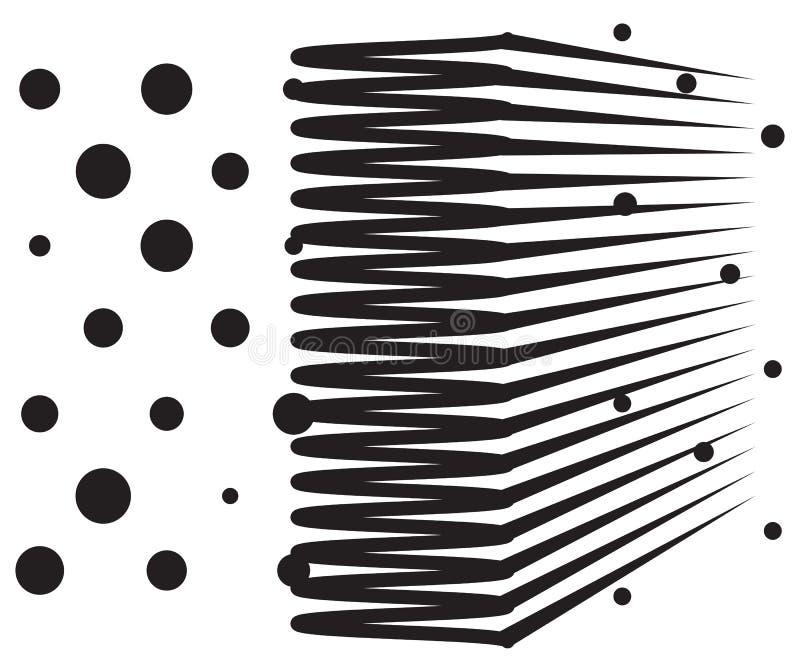 Symbol för luftfilter royaltyfri illustrationer