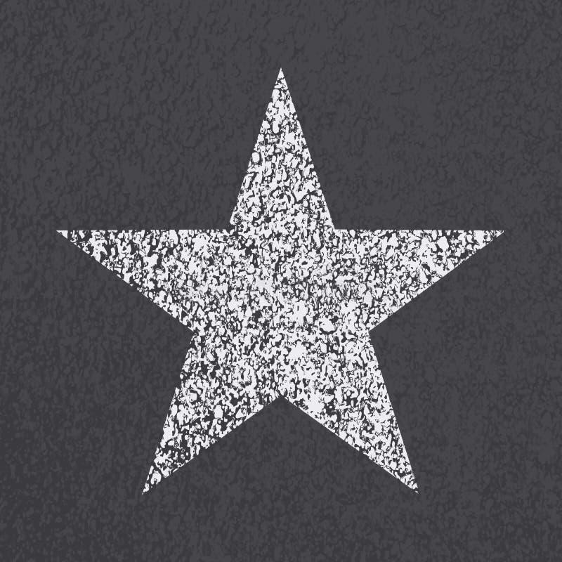 Download Symbol För Stjärna För Asfaltväg Vektor Illustrationer - Illustration av sikt, stads: 76702166