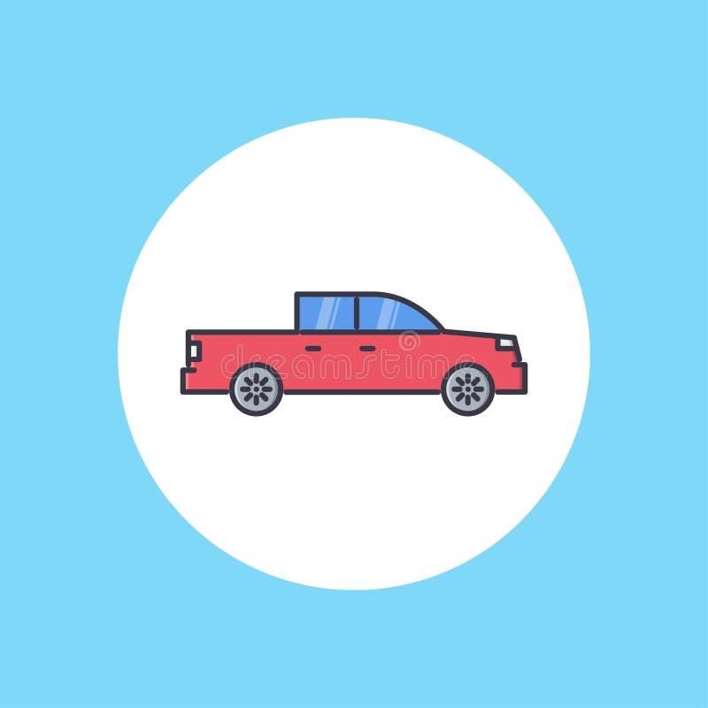 Symbol för tecken för uppsamlingsvektorsymbol royaltyfri illustrationer