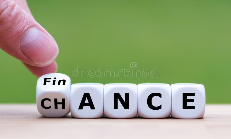 Symbol für eine gute Finanzmöglichkeit lizenzfreies stockbild