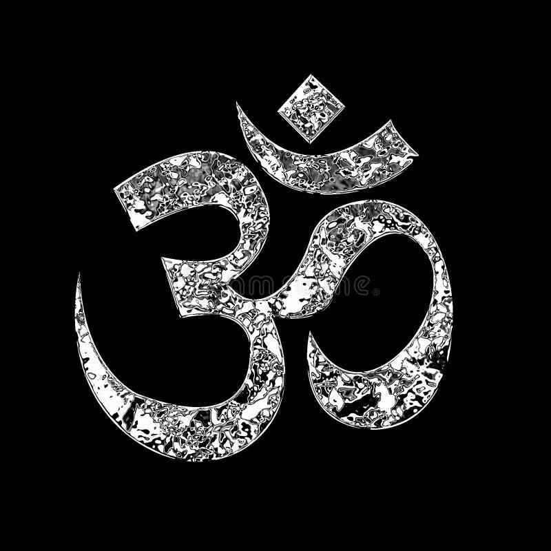 Symbol hinduistisch vektor abbildung