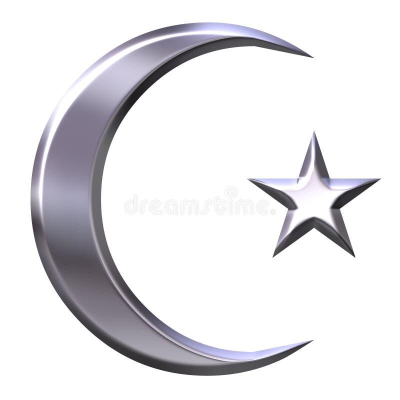 symbol islamskiego ilustracji