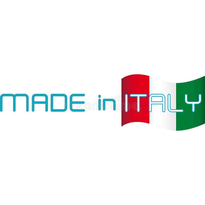 Symbol Of Italian Manufacture Royalty Free Stock Photo