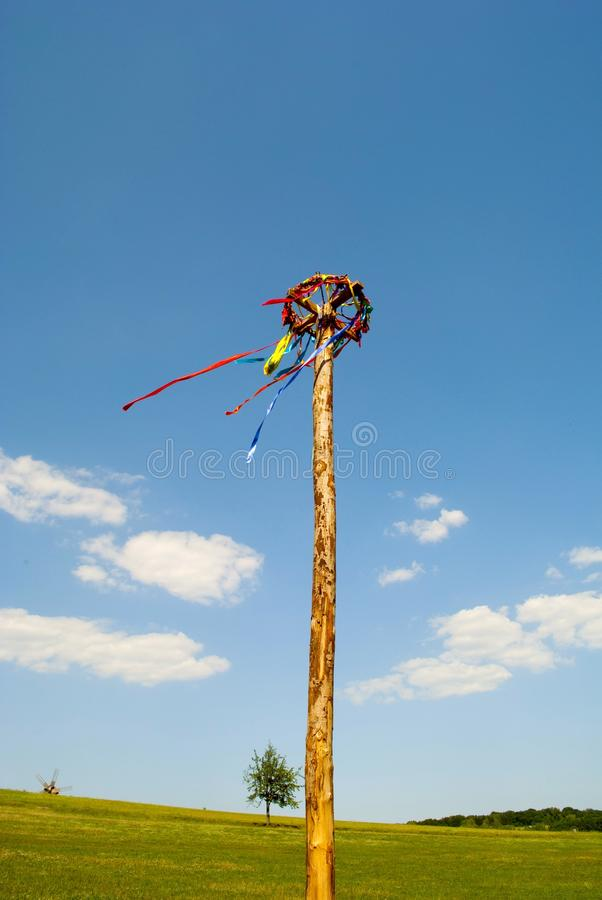 Free Symbol Of Pagans Traditions Stock Photography - 17128942