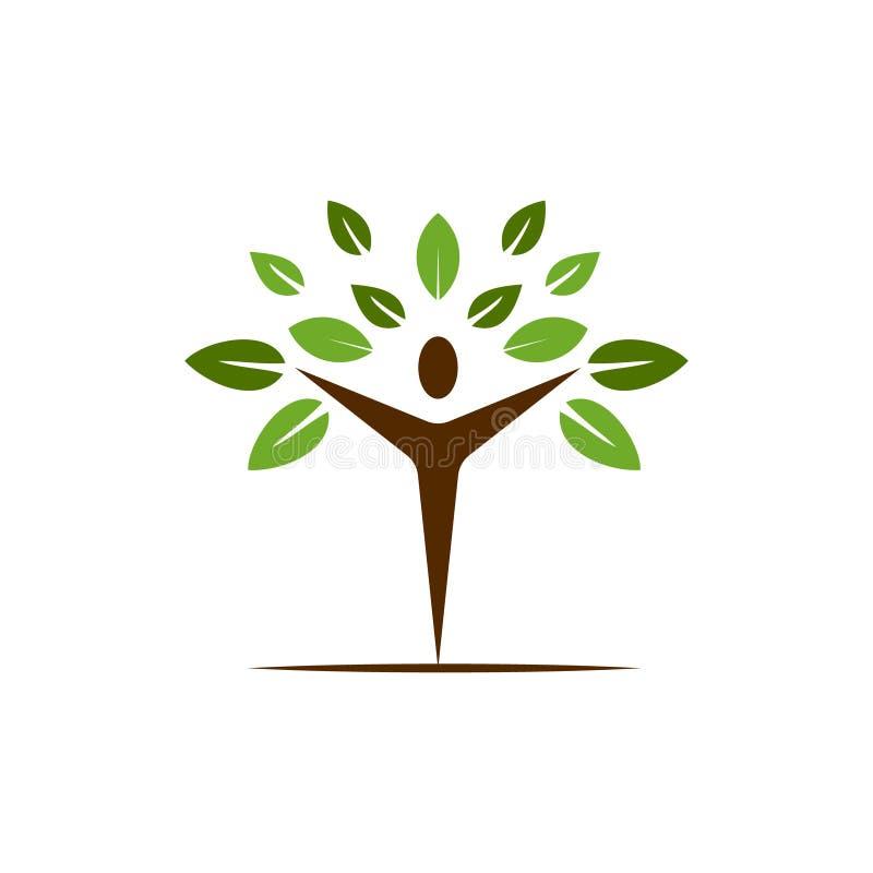 symbol roślin rosnących i rozwijających się zdjęcia royalty free