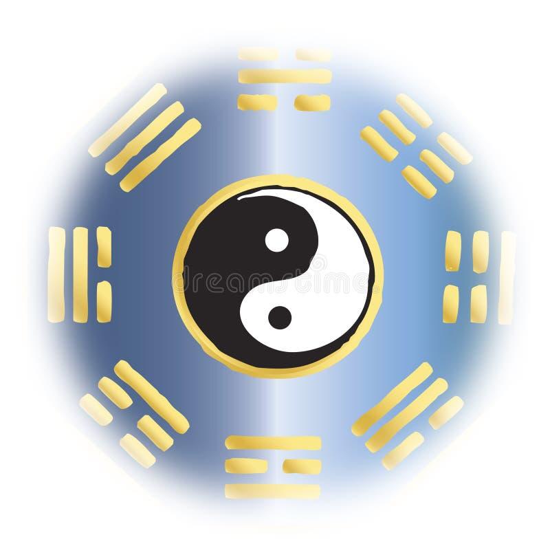 Symbol series - tao royalty free illustration