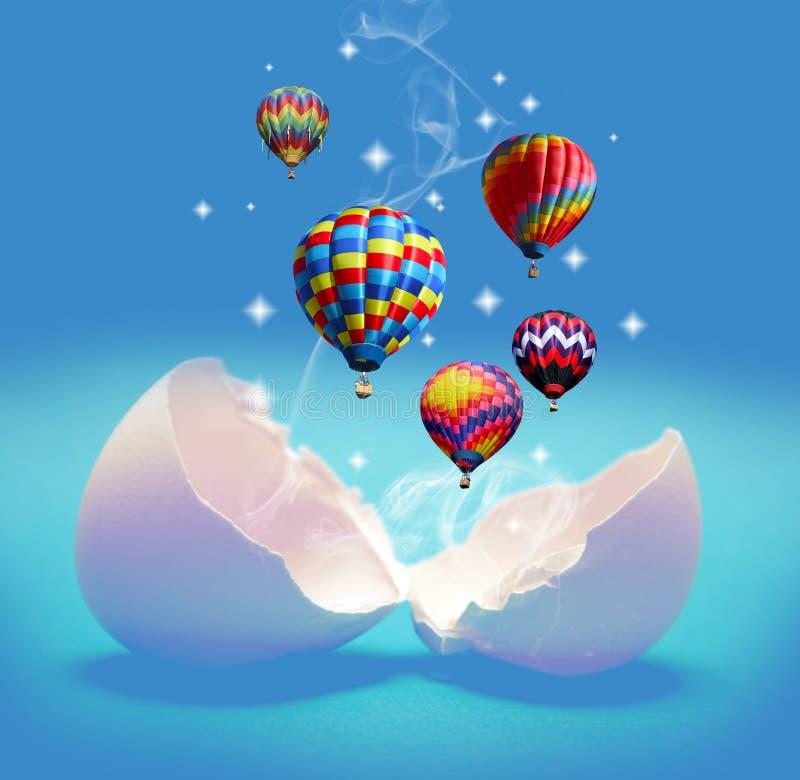 Download Symbol Of Spiritual Freedom And Inspiration. Stock Illustration - Image: 23651804