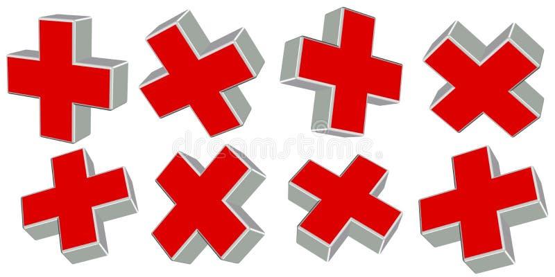 symbole illustration stock