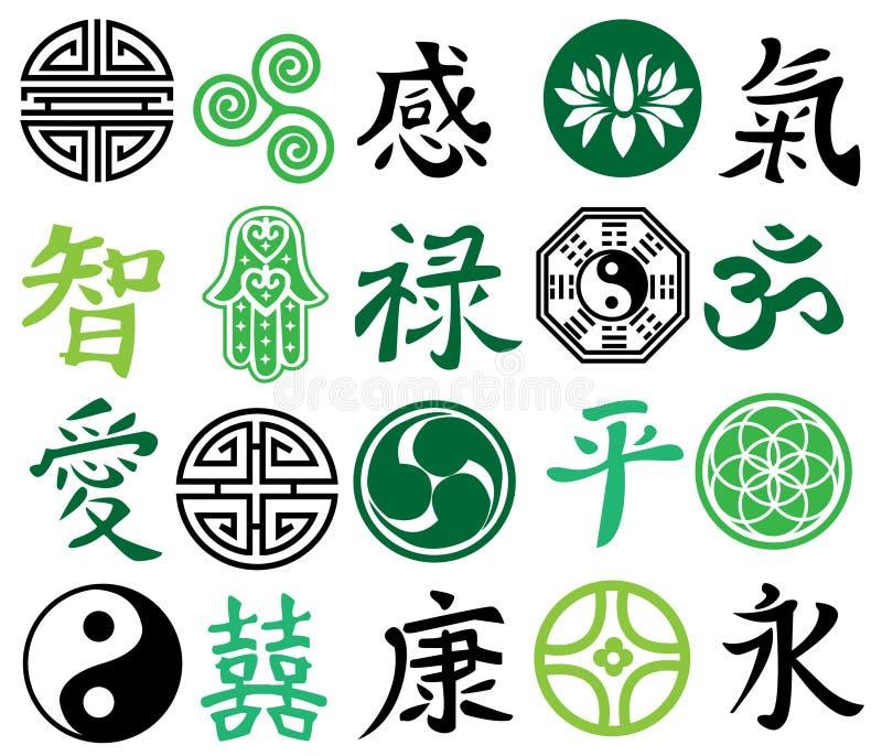 symbole obrazy royalty free