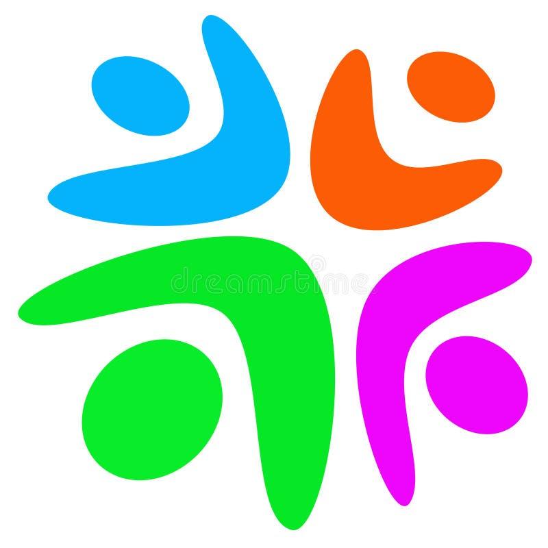 symbole d'unité illustration libre de droits