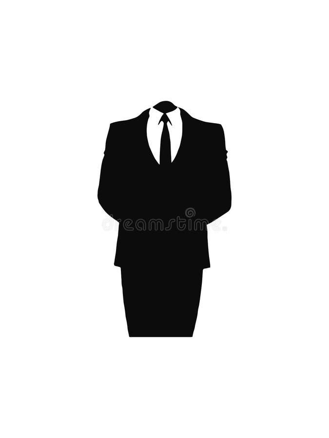 Symbole de conception d'illustration de Logo Vector Icon de smoking D'isolement sur le fond blanc Conception de vecteur illustration stock
